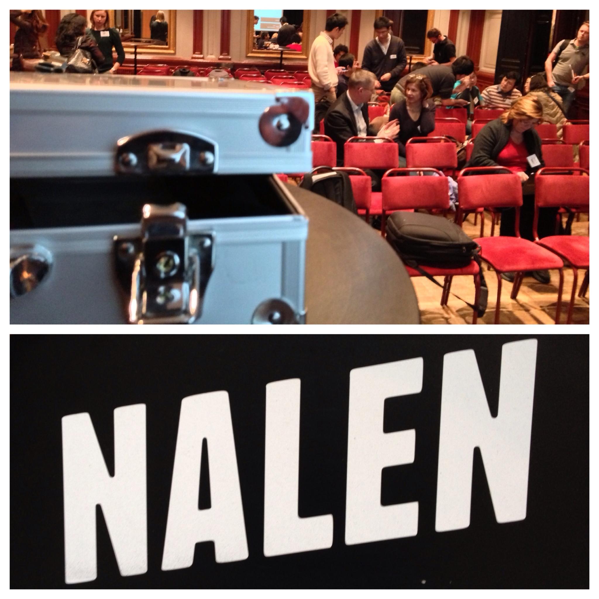 Magisk konferensunderhållning av Hans Lindström på Nalen i Stockholm