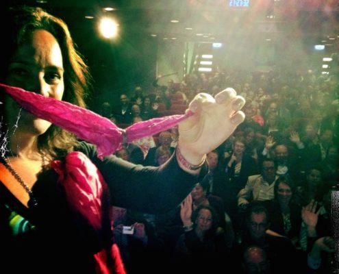 magiker stockholm show publik