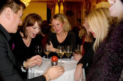 minglande magiker stockholm drink