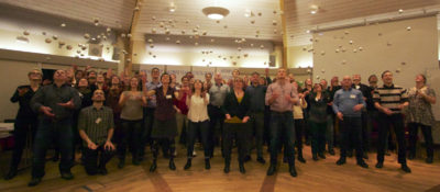 Aktivitet på konferens åt konsultföretaget Tyréns