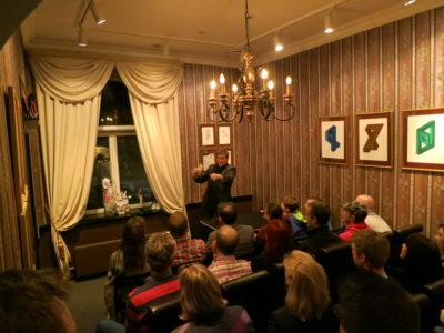 trollkarl stockholm hans lindström close up show magic bar mars 2014
