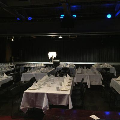 trollkarl göteborg hans lindström systembolaget personalfest kajskjul 8 scen