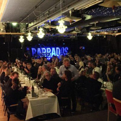 Underhållning på Karsuddens 50-årsjubileum av magiker Hans Lindström