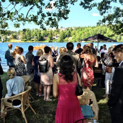 magiunderhållning på bröllop i Stockholm