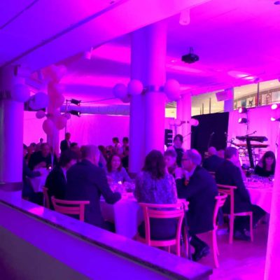 underhållning jubileumsgåva folksam stockholm