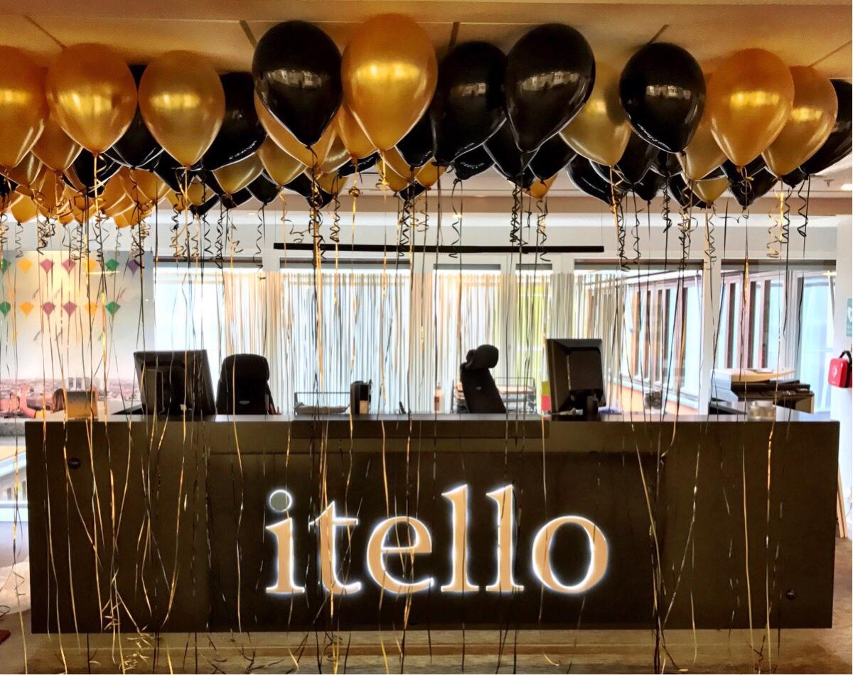 Itello dekor underhållning Stockholm