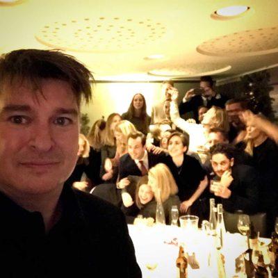 julshow Animal Stockholm magiker trollkarl Hans Lindström