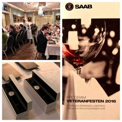 underhållning veteranfest SAAB Linköping