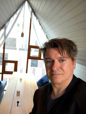 underhållning konferens Mood Stockholm magiker hans lindström
