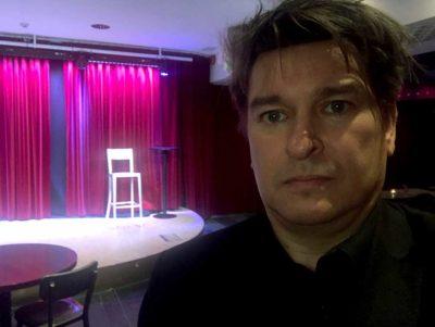 underhållning Skövde säkerhets konferens magiker Hans Lindström