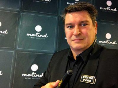 magiker invigning Molind Stockholm