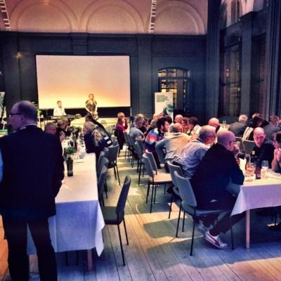 magi på kundevent åt Castrol i Göteborg