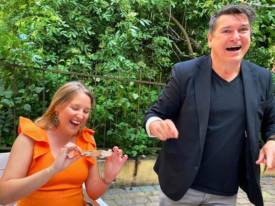 magi på 30-års fest stockholm 2020